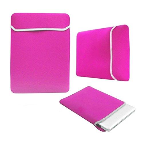 stylebitz-edition-limitee-rose-vif-housse-dordinateur-en-neoprene-116-11-etui-pochette-pour-acer-c72