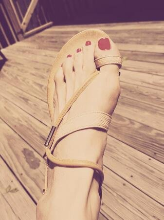 Mu Dan Thong Flat Gladiator Summer Sandals (9 B (M) US, BEIGE)