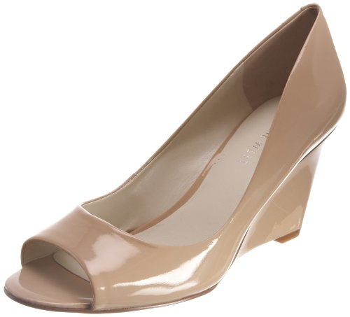 Nine West Women's Peggyfo Beige Open Toe Heel 1920440309 6 UK