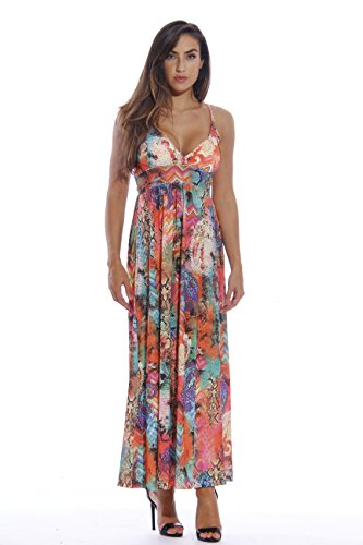 8858-73-L Just Love Maxi Dresses for Women / Summer Dresses