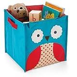 QualityStores® Skip Hop Zoo Storage Bins, Owl+ Cleaning Cloth
