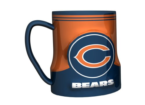 Chicago Bears Coffee Mug - 18Oz Game Time