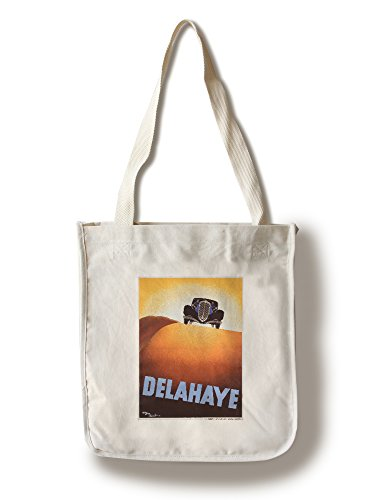 delahaye-vintage-poster-artist-perot-france-c-1935-100-cotton-tote-bag-reusable-gussets-made-in-amer