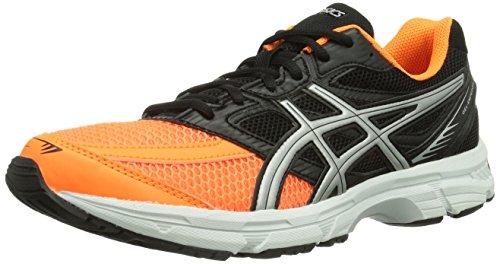 Asics GEL-EMPEROR 2, Scarpe da jogging Uomo, Arancione (Orange (FLASH ORANGE/LIGHTNING/BLACK 3291)), 44 (8.5 uk)