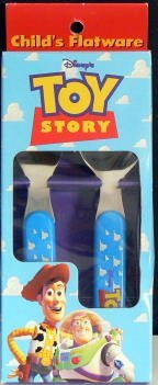 TOY Story - Child's Flatware