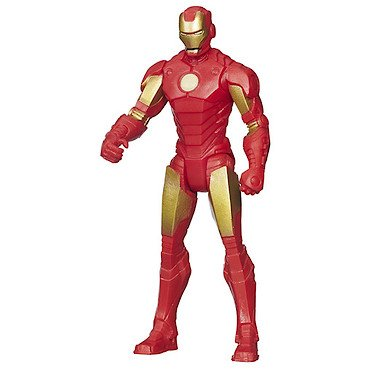 "Iron Man 4"" Inch Action Figure - Marvel Universe"