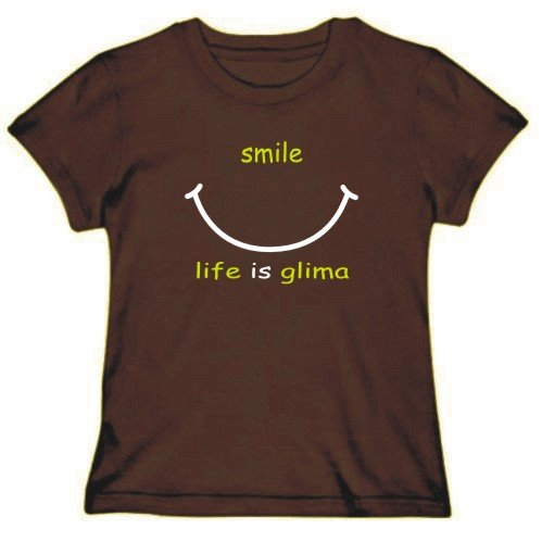 T-Shirt Womens Brown