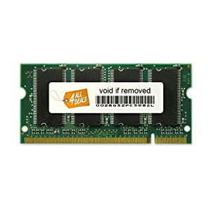 1GB Memory RAM for Acer TravelMate 4500 Series, 4502LMI, 2200, 800, 800LCi 200pin PC2700 333MHz DDR SO-DIMM Memory Module Upgrade