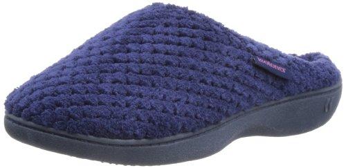 isotoner-popcorn-terry-women-open-back-slippers-blue-navy-5-uk-38-eu