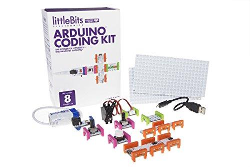 littleBits Electronics Arduino Coding Kit