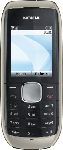 Nokia 1800 Handy (FM-Radio) grau