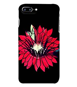 APPLE iPHONE 7 PLUS MULTICOLOR PRINTED BACK COVER FROM GADGET LOOKS