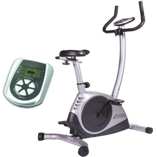 FRONTIER NIMBUS PREMIUM 24 PROGRAM Magnetic Exercise Bike, German Quality, 3YR WARRANTY
