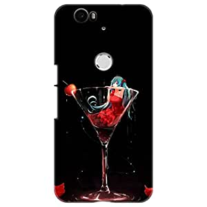 a AND b Designer Printed Mobile Back Cover / Back Case For Huawei Nexus 6P (Nexus_6P_3D_2519)