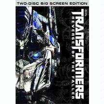 Transformers 2: Revenge Of The Fallen Exclusive Big Screen IMAX Edition 2Disc Special Collector's Edition Widescreen DVD Featuring The Biggest Onscreen Picture Available Picture