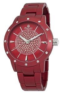 Burgmeister Damen-Armbanduhr Crazy Color Analog Quarz Aluminium BM164-044