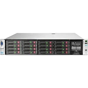 HP ProLiant Barebone System - 2U Rack-mountable - Intel C600 Chipset - Socket R LGA-2011 - 2 x Processor Support 653200-B21
