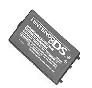Nintendo DS - Compatible Battery 850mAh - Extra Long Life
