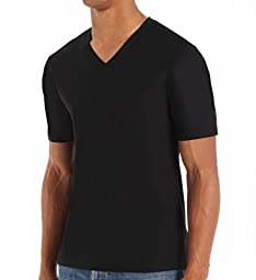 ExOfficio Give-N-Go V Tee - Men\'s Black Small
