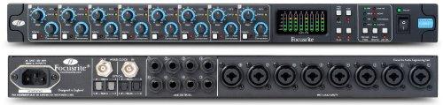 Focusrite Octopre Mkii Dynamic Microphone Pre Amp