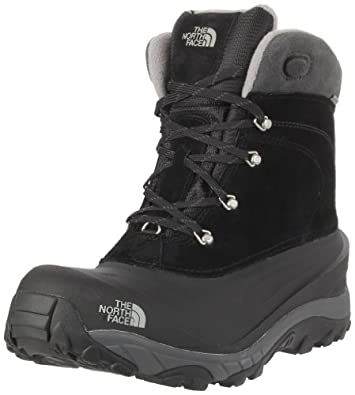 The North Face Men's Chilkats II (UK 9, Black / Griffin Grey)