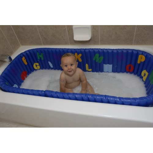 inflatable bathtub alphabet inflatable bathtub liner bathtub side bumpers baby. Black Bedroom Furniture Sets. Home Design Ideas