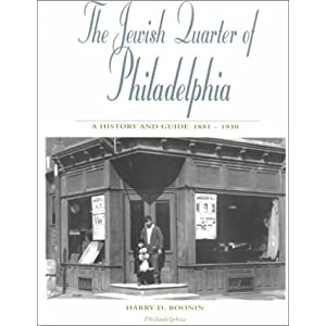 The Jewish Quarter of Philadelphia