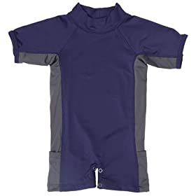 Mountain Sprouts Infant/Toddler UV50+ RG Base Romper