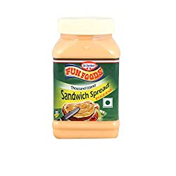 Fun Foods Spread s - Thousand Island (Eggless), 300g Bottle,