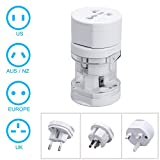 #3: International Travel Adapter All In One (US,AUS,NZ,Europe,UK) (SP)