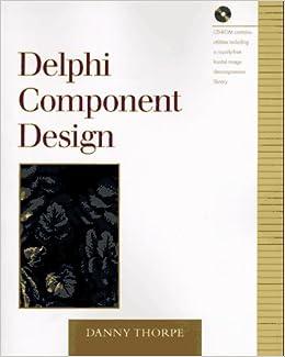 Delphi Component Design