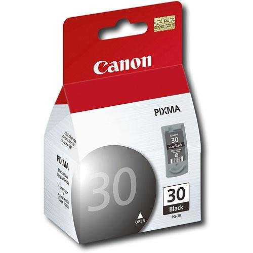 Canon 1899B002 Pg-30 Ink Cartridge-Black front-555167