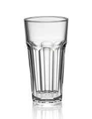 American Soda Beer Glass