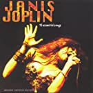 Janis Joplin : 18 Essential Songs - Best Of (1 CD)
