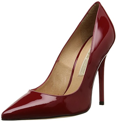 High-Heels-High-Heels-Pumps: Buffalo London 11335X-269 PATENT LEATHER, Damen Pumps, Rot (CEREZA 01), 41 EU