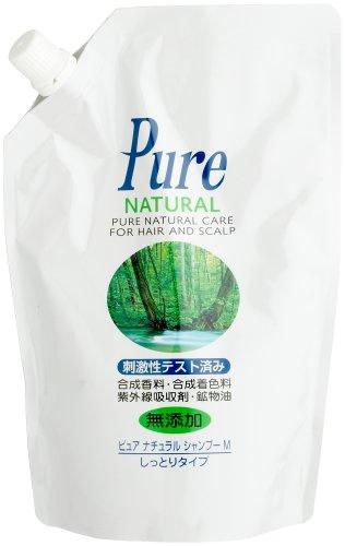 Pure NATURAL(�ԥ奢�ʥ�����) �����ס� M (���äȤ����) ������400ml