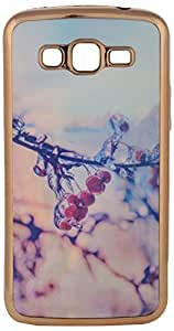 OneBank Back Cover for Samsung Galaxy Grand 2 G7102 (Gold)