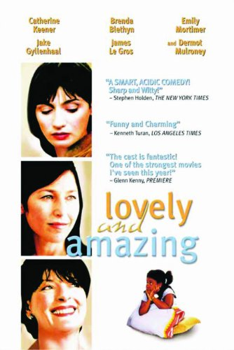 Cover art for  Lovely and Amazing