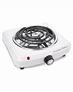 Proctor-Silex 34101 Fifth Burner