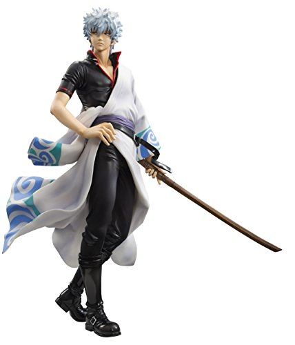 G. E. M. series silver soul Sakata silver at ver... Cherry Red (re-release) approximately 1 / 8 scale PVC pre-painted PVC figure