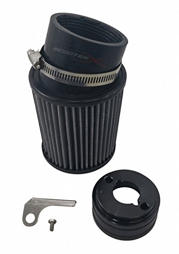 6.5 HP Horizontal OHV Engine Honda GX200 Filter & Velocity Stack Intake w/Choke (Drift Trike Motor Kit compare prices)