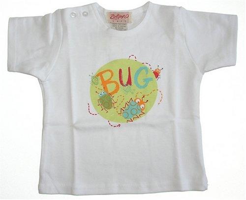 Zutano Bugs Tee Shirt - Buy Zutano Bugs Tee Shirt - Purchase Zutano Bugs Tee Shirt (Zutano, Zutano Apparel, Zutano Toddler Boys Apparel, Apparel, Departments, Kids & Baby, Infants & Toddlers, Boys, Shirts & Body Suits)