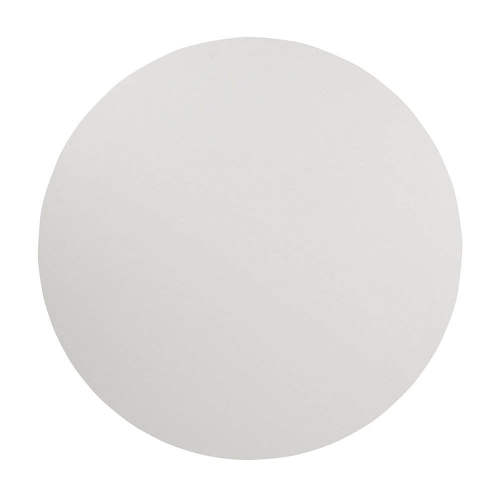"Flash Furniture 60"" Round Height Adjustable Granite White Plastic Folding Table"