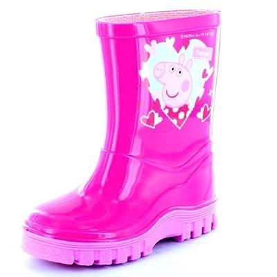 Peppa Pig Heavy Rain Welly