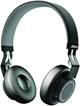 Jabra Move Wireless Bluetooth On-Ear Headphones - Black