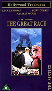The Great Race [VHS] [UK Import]