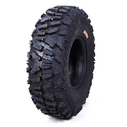 Terache ATLAS ATV Tire 28x9-12 Front & 28x11-12 Rear, Set of 4 (Atlas Tire compare prices)
