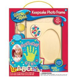 Works of Ahhh Keepsake Frame Kit - 1
