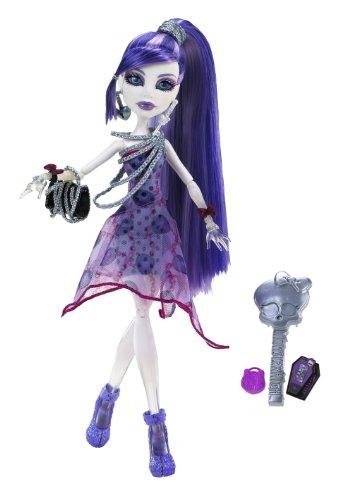 mattel x  monsterhigh doll spectra