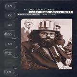 echange, troc Allen Ginsberg - Holy Soul Jelly Roll: Poems & Songs